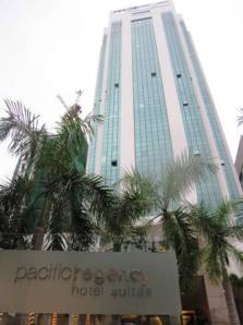 Pacific Regency Suite Hotel