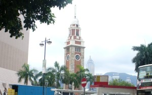 Clock Tower di Tsim Sha Tsui (TST)