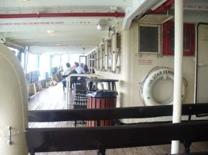Pemandangan Dalam Ferry