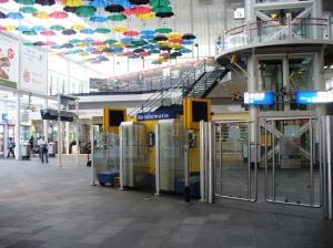 Pintu Masuk Menuju Area Stasiun