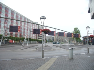 Terminal Bus yang Sepi