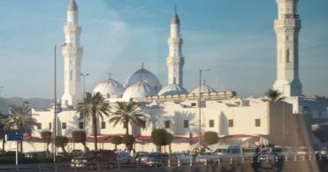 Masjid Quba: masjid pertama