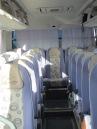 Interior dalam bus
