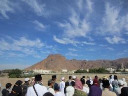 Jabal Uhud: lokasi Perang Uhud dan pemakaman syuhada
