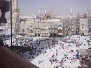 Halaman Masjidil Haram